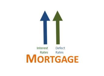 mortgage-interest-defect-rate-rises-up-arrows